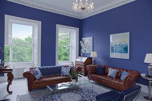 Edinburgh Castle Suite, serviced by Harpers Concierge Services