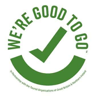 Good to Go Government accreditation logo