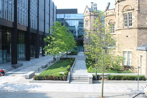 Quartermile Apartments, Edinburgh, serviced by Harpers Concierge Services